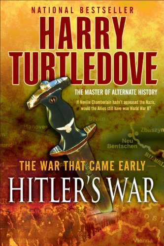 Hitler's War: The War That Came Early, Book One cover