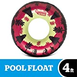 BigMouth Inc. Stranger Things Upside Down Pool Tube, Reversible 4' Pool Float with Stranger Things Theme, Easy to Inflate/Deflate and Clean, Makes a Great Gift Idea