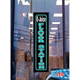 Ejuice Flavor Station LED Light Up Sign