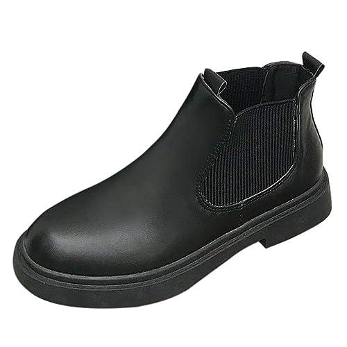 ... Slip-On Botas De Charol Caliente Casual Martin Zapatos Seguridad Hombre Trabajo Panter Goodyear Messi Predator Tacos: Amazon.es: Zapatos y complementos