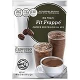 Big Train Fit Frappe Espresso Protein Drink Mix, 3 Pound -- 4 per case.