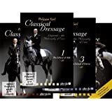 Classical Dressage ; The Philosophy of Ease : Vol. 1-4 by Philippe Karl - DVD Set of 4