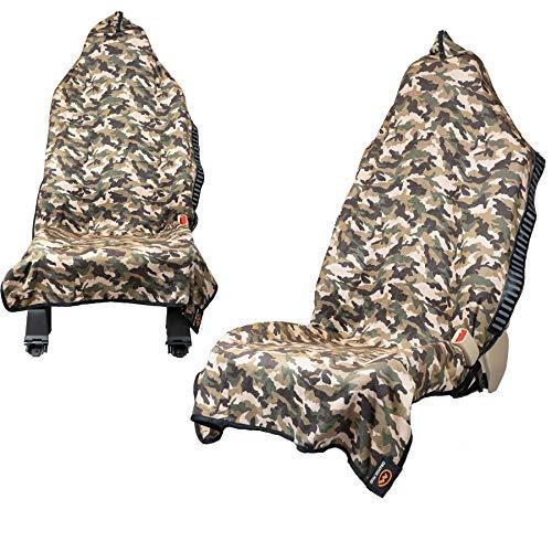 Transition & Seat Wrap V2.0 (Woodland Camo)