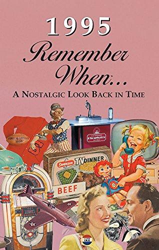 Seek Publishing 1995 Remember When KardLet (RW1995)