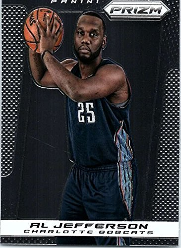 2013/14 Panini Prizm Commons #34 Al Jefferson