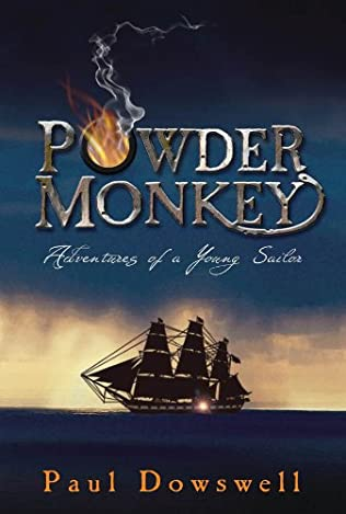 book cover of Powder Monkey