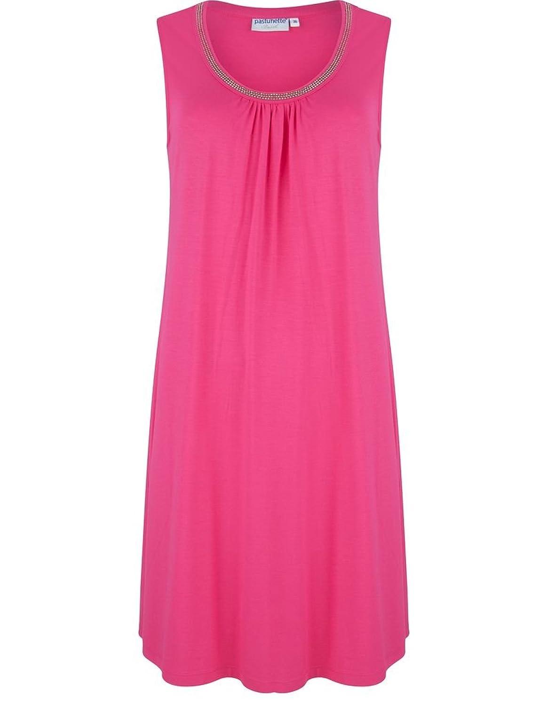 Pastunette 1071-397-1-412 Women's Fuchsia Pink Viscose Kaftan