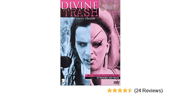 Amazon.com: Divine Trash: Mary Avara, Steve Buscemi, Divine, Hal Hartley, Ken Jacobs, George Kuchar, Mike Kuchar, Edith Massey, Danny Mills, Pat Moran (II), ...