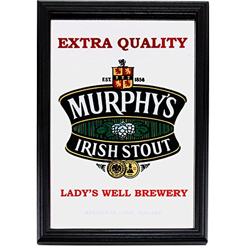 KegWorks Murphy's Irish Stout Bar Tavern Mirror