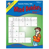 Mind Benders: Deductive Thinking Skills, Book 7, Grades 7-12+