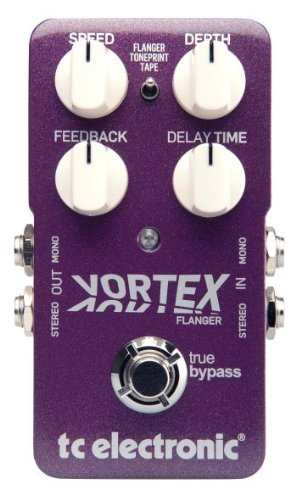 TC Electronic Vortex Flanger Pedal for sale  Delivered anywhere in USA