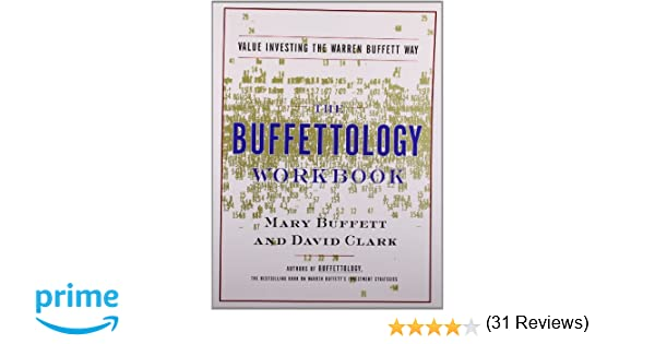 The Buffettology Workbook: Value Investing The Warren Buffett Way ...
