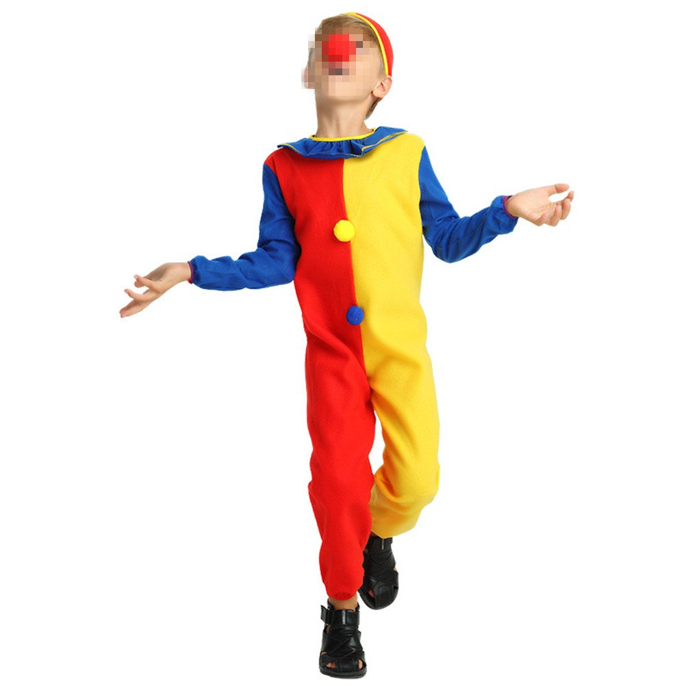 Amazon.com: BESTOYARD Child Kids Boys and Girls Clown ...