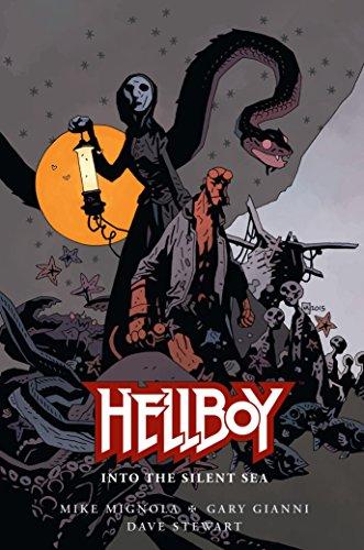 Hellboy: Into the Silent Sea]()