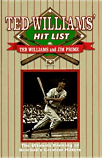 The Ted Williams Hit List