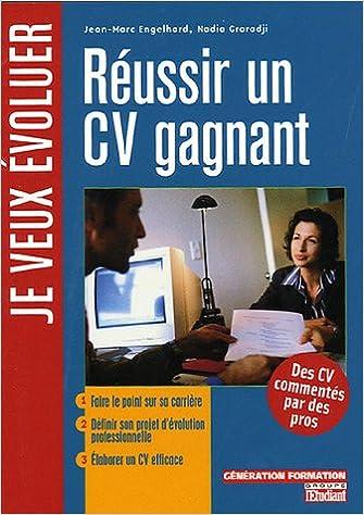 Télécharger en ligne Réussir un CV gagnant pdf