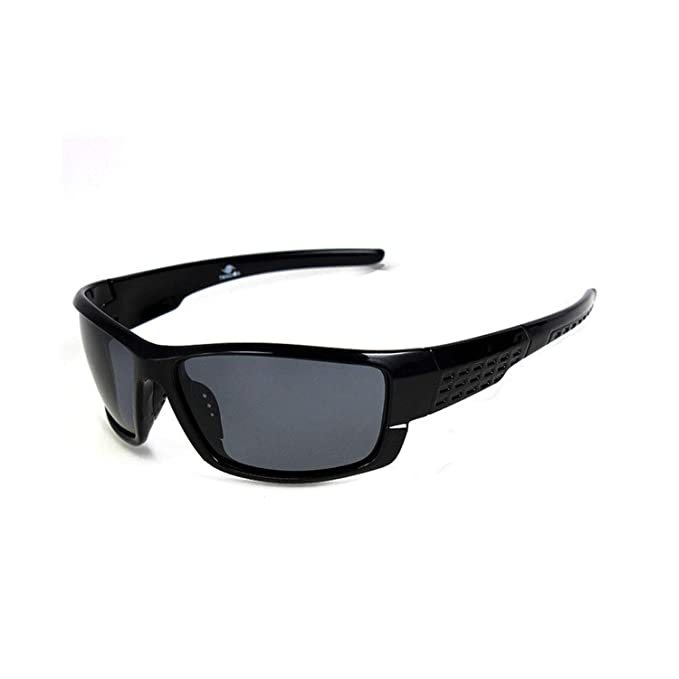 6f4371f131b1 Image Unavailable. Image not available for. Color  Sports sunglasses men  and women Polarized Brand Designer Driving ...