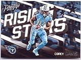 Corey Davis 2018 Prestige Rising Stars #RS-CD - Tennessee Titans