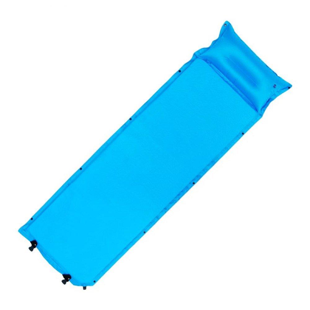 anhpi Single Self InflatingキャンプロールマットInflatable Sleepingマットレス 23675 B07DJ5R7R3 A