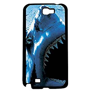 Shark Close up Hard Snap on Phone Case (Note 2 II)