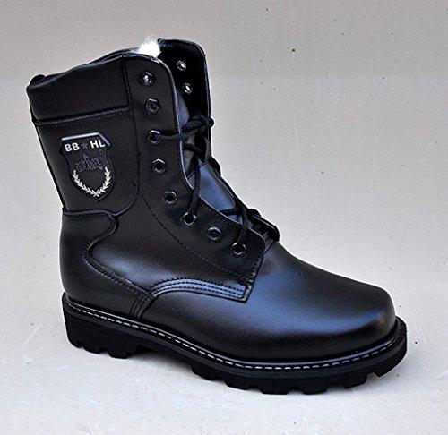 up Boot Mid Combat Military Liveinu Men's Calf Lace tPBnCwaTq