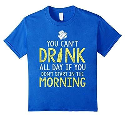 Funny St Patricks Day Irish Drink T-Shirt