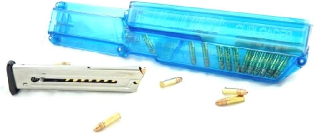 Ultimate Cliploader UCL22 Ruger Pistol 50 Round Magazine Speed Loader Clear