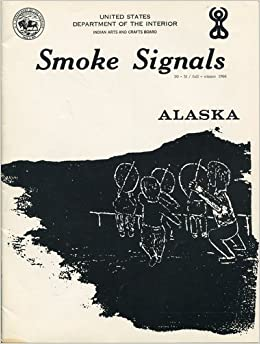 smoke signals alaska fall winter 1966 united states department of the interior indian arts. Black Bedroom Furniture Sets. Home Design Ideas