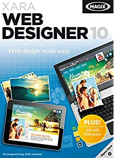 Xara Web Designer 10 Download