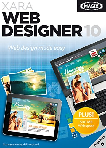 Xara Web Designer 10 [Download]