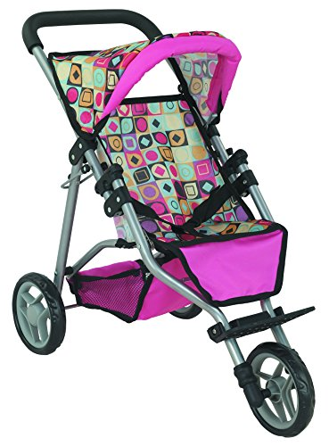 My First Doll Jogger Stroller