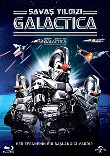 Battlestar Galactica - Savas Yildizi Galactica