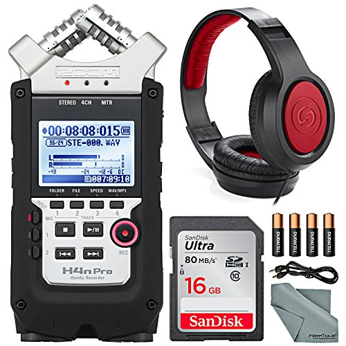 Zoom Handy Mobile 4 Track Recorder