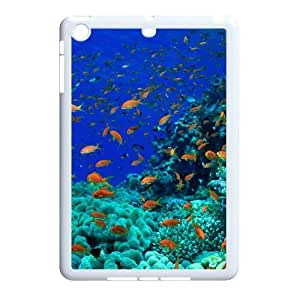 CHSY CASE DIY Design Mysterious underwater world 1 Pattern Phone Case For iPad Mini