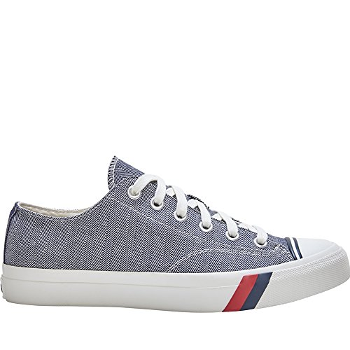 Keds Heren Royal Lo Visgraat Marine Oxford