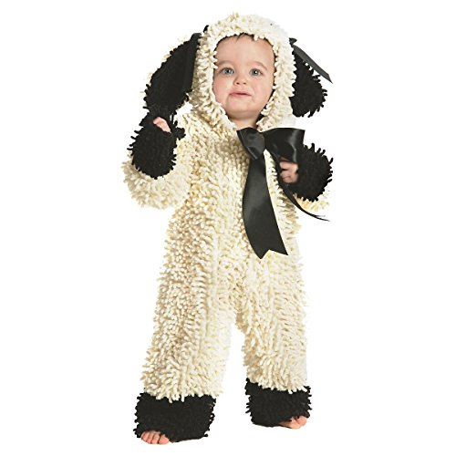 Wooly Lamb Toddler Costume - Baby 18-24