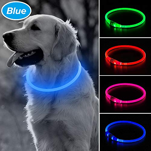 BSEEN Collar Rechargeable Glowing Cuttable product image