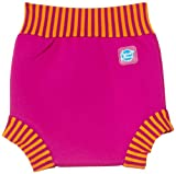 Splash About Happy Nappy (Swim Diaper) Pink Extra Large (12-24 months)
