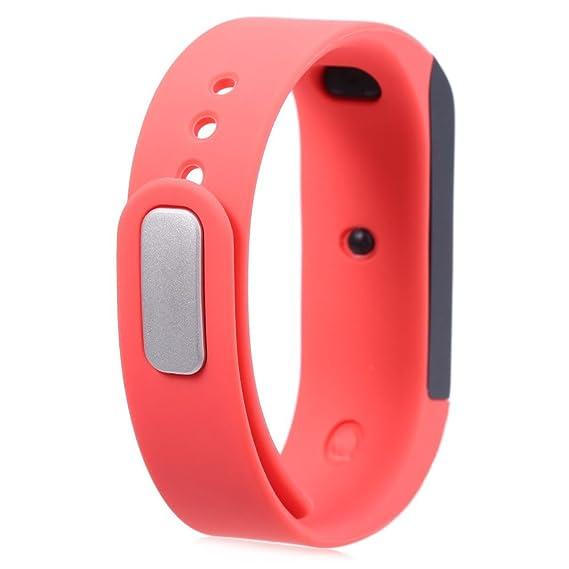 gblife i5 Plus inteligente Reloj de pulsera deportivo Bluetooth resistente al agua con función de apagado mando a distancia de seguimiento de vigilancia ...
