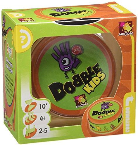 Dobble Kids – Juego de tablero (Asmodee DOKI01ES)