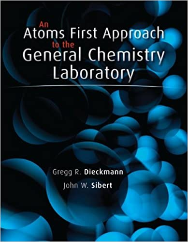 An atoms first approach to general chemistry laboratory manual an atoms first approach to general chemistry laboratory manual 1st edition fandeluxe Images