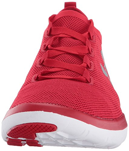 Under Armour Mens Gebracht Coolswitch Rood (600) / Wit