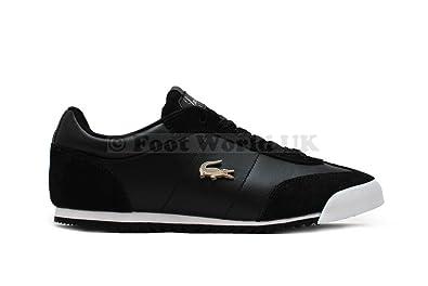 50d405fdbc1 zapatos lacoste de hombre negros