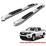 Amazon Com Step Rails Running Boards Amp Steps Automotive