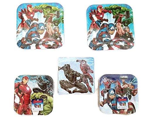 Designware Marvel Epic Evengers Party Bundle 9