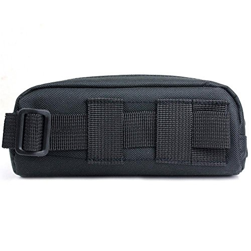 Huntvp Tactical Eyeglasses Soft Case Molle Zipper Sunglasses Carrying Case Portable - Expensive Of Brands Sunglasses