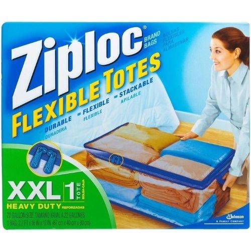 Ziploc Flexible Totes Xxl Pack product image