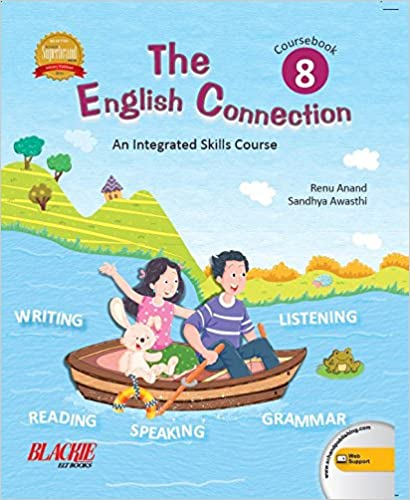 The English Connection CB 8 Paperback