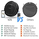 Pureatic V2S Robot Vacuum Cleaner with Smart