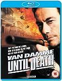 Until Death [Blu-ray]